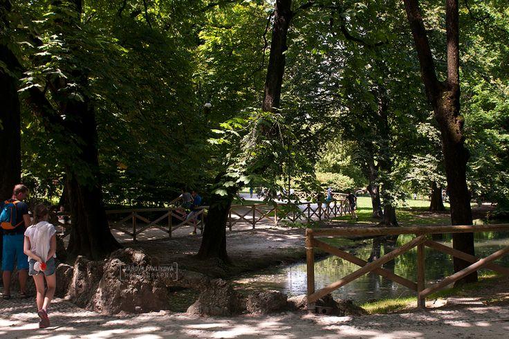 Parco Sempione (Milano, Italy) #Milano #milan #parco #parkt #italy
