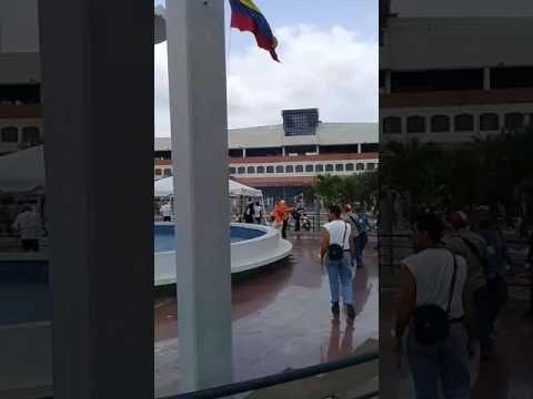Represión 19 de Abril. Puerto Ordaz Venezuela.