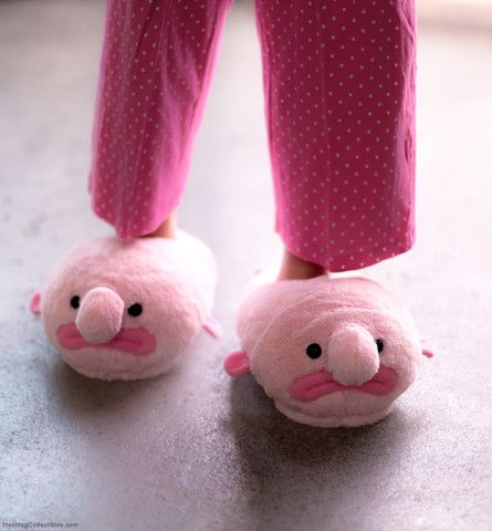 Blobfish Slippers – Hashtag Collectibles