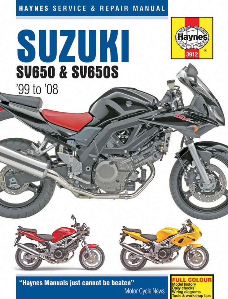 best ideas about sv moto hayabusa moto  haynes m3912 repair manual for 1999 08 suzuki sv650 sv650s sv650sa sv650a