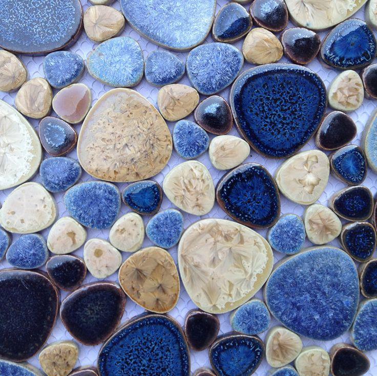 17 Best images about Home decor on Pinterest  Ceramics, Kitchen backsplash and Blue colors