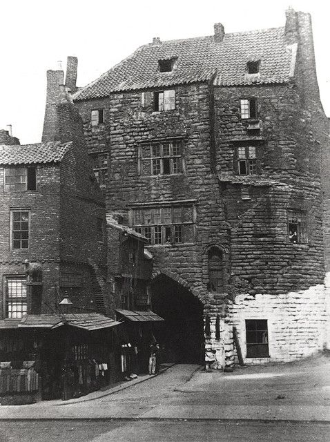 040972:Black Gate Newcastle upon Tyne Unknown 1863 | Flickr - Photo Sharing!