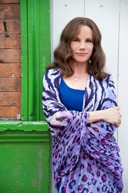 Barbara Hershey delivers a powerful performance in the Lifetime movie 'Left to Die' - Read my interview with her at http://StayFamous.Net!