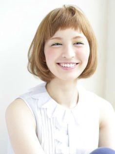 眉上ラウンド前髪がかわいい♡印象をヘアカットで変える!イメチェン髪型アイデアの参考に♡