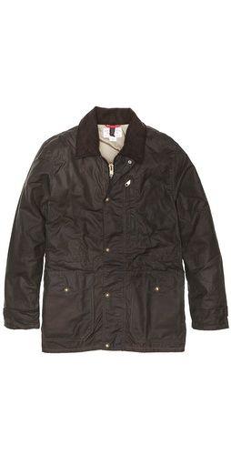 Filson Cover Cloth Weekender Coat