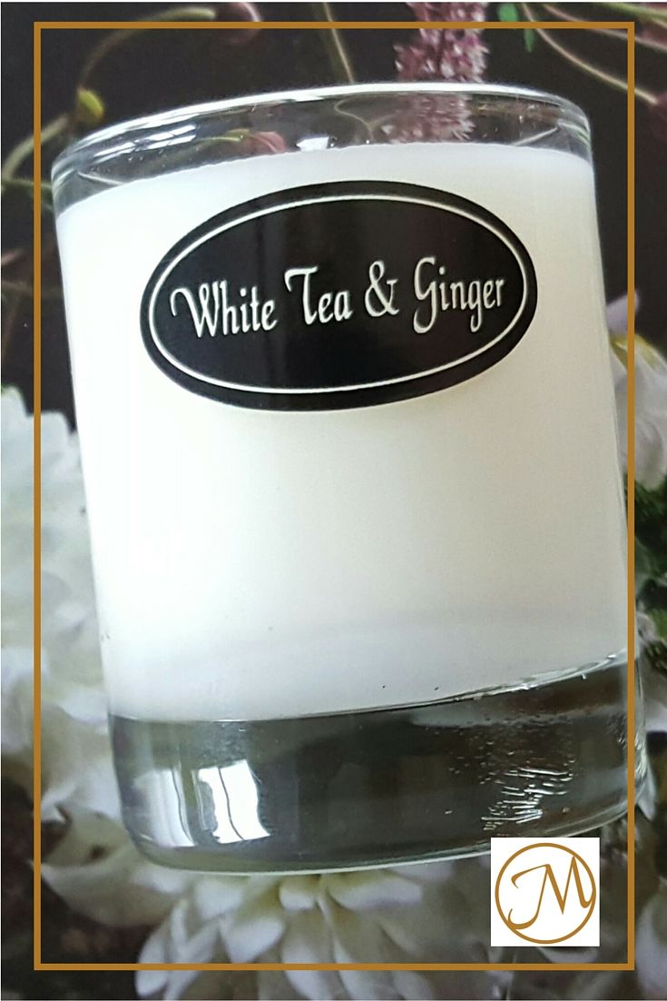 Have you tried our intoxicating White Tea & Ginger fragrance yet? If not, what are you waiting for?! It's the perfect way to usher in the upcoming Spring weather.