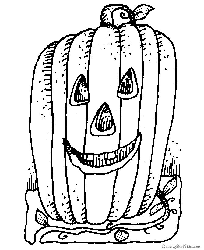 39 best Halloween coloring pages images on Pinterest Halloween