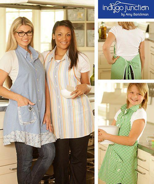 Kitchen Shirt Tails – Go To Patterns