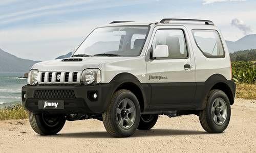 #Suzuki #Jimny. L'authentique tout-terraine de loisir et de la vie quotidienne.