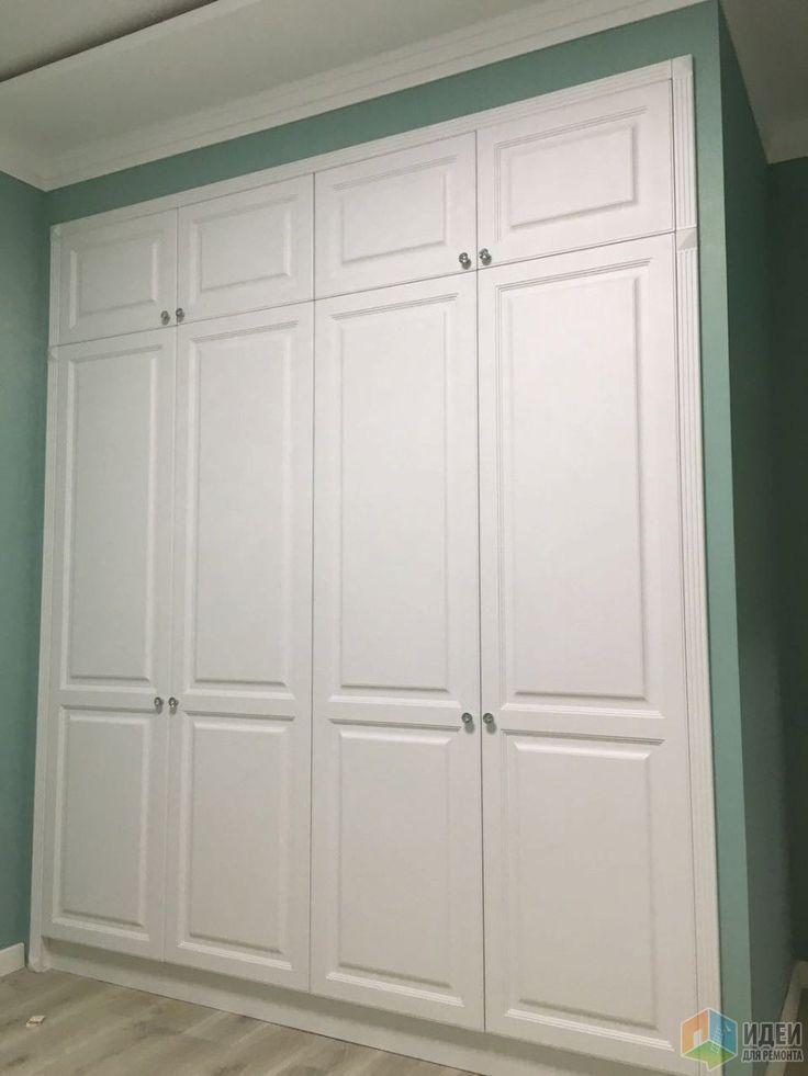 Встроенные шкафы - быть или не быть ??