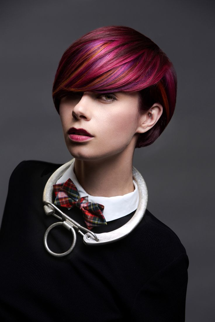 Color Zoom Challenge '15 Partners Hairstyling Netherlands Hair by Nushka