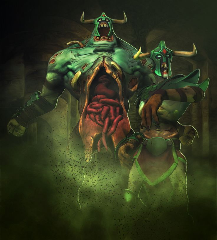 ~Undying ~Dota 2 ~By d-k0d3
