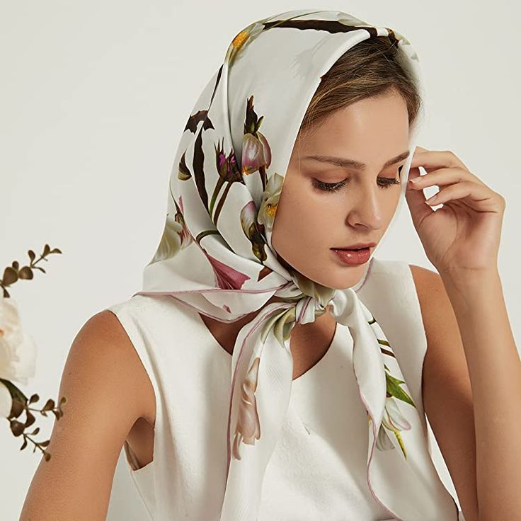Silk Story Volumizer Cotton Lycra SilkLike Satin Hijab