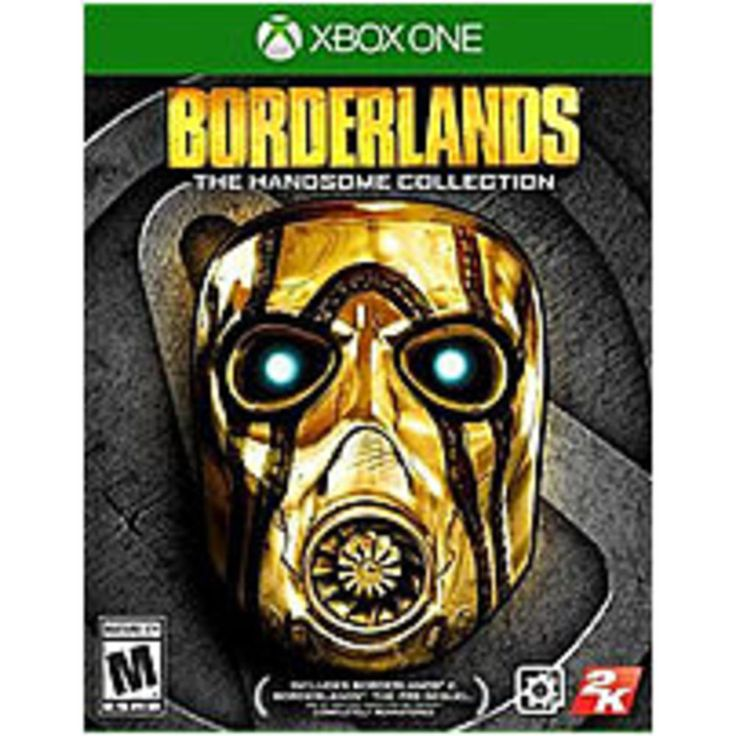 2KGAMES 710425495328 Borderlands: The Handsome Collection Video Game - Xbox One
