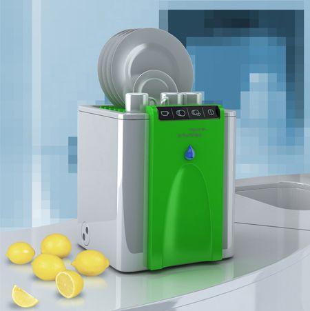 Eco-friendly Electrolux Dishwasher By Alexey Danilin Green Design Blog | Green Design Blog