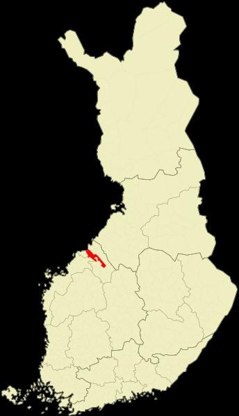 Kälviä, Finland