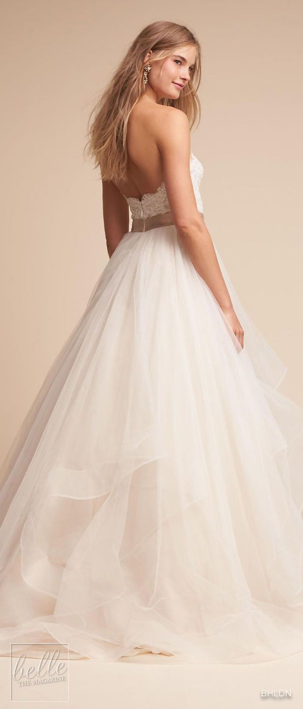 550acb853a1 Our Favorite Wedding Dresses from BHLDN