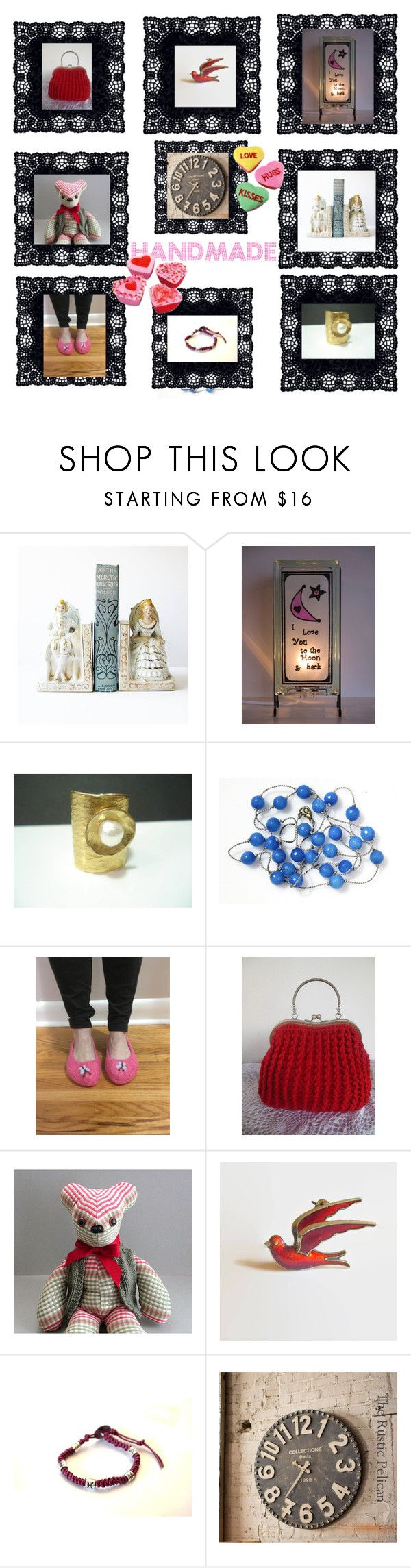 Handmade Unique Gifts by glowblocks on Polyvore featuring interior, interiors, interior design, home, home decor, interior decorating and Massif