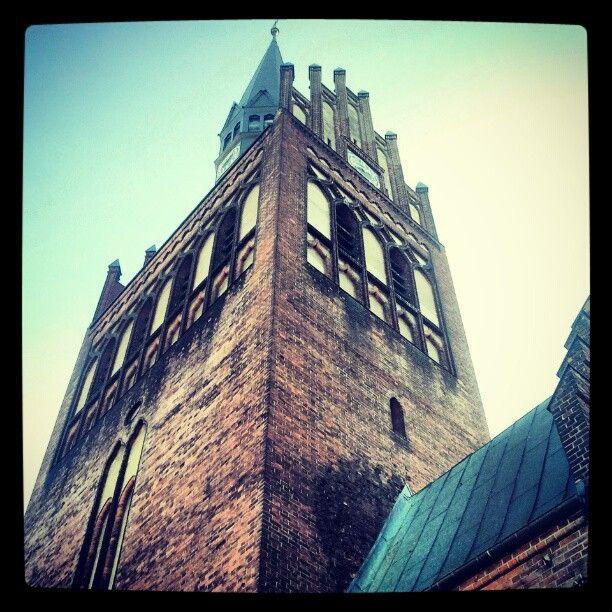Kościół na ul. Ks. Zator-Przytockiego | #church #gdansk #building