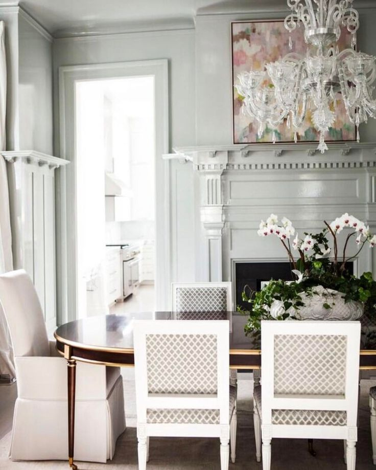 """239 Likes, 4 Comments - Rivers Spencer (@riversspencer) on Instagram: """"Happy to share a sneak peek of this gorgeous dining room! I loved this project """""""