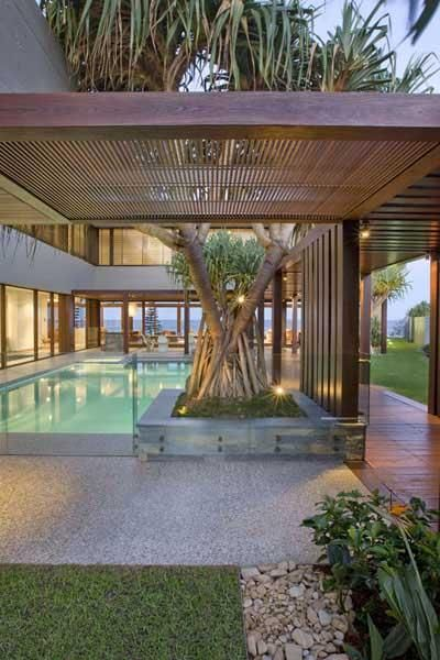 205 best images about home outdoor entry on pinterest for Pool design gold coast