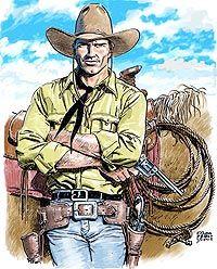 Tex Willer - Desciclopédia
