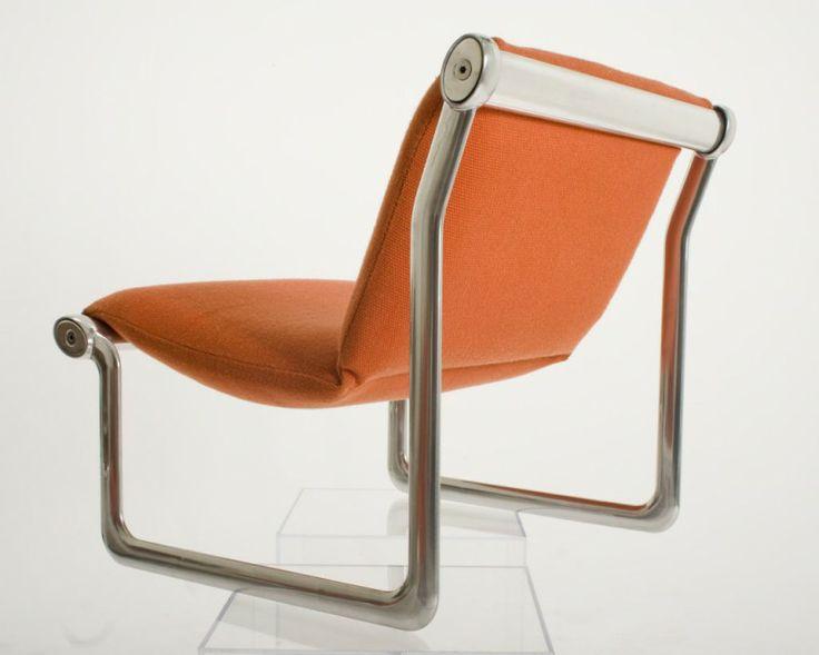 Hannah Morrisson chair for Knoll, circa 1970s. <3