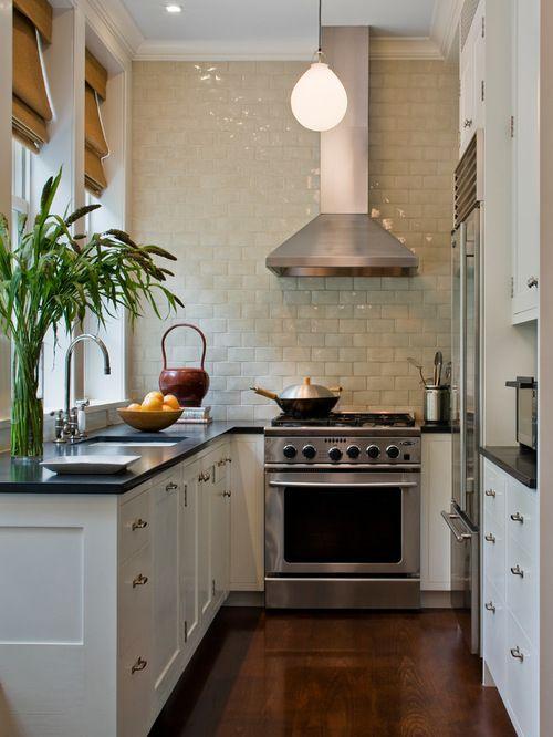 Ideas para Decorar Cocinas Pequeñas Cuadradas   Home   Cocinas ...