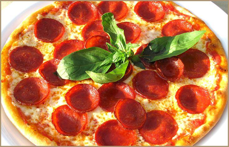 Рецепт пиццы в итальяно название пицца дяди-сэма