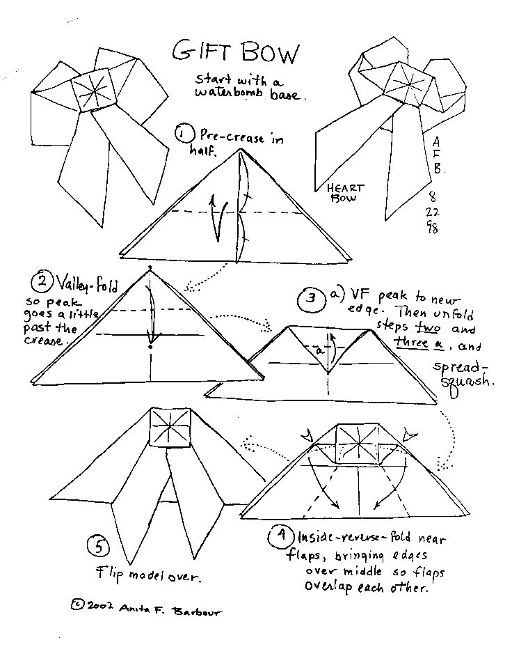 65 best origami dresses images on pinterest