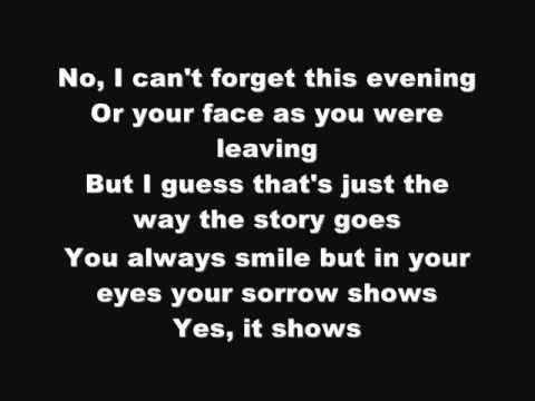 Harry Nilsson Without you (With Lyrics)