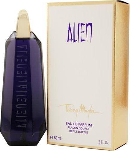 Alien Perfume Refill Sephora: Alien By Thierry Mugler For Women. Eau De Parfum Refill 2-Ounces