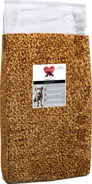 Deano's Super Premium Dog Food, Senior, Light