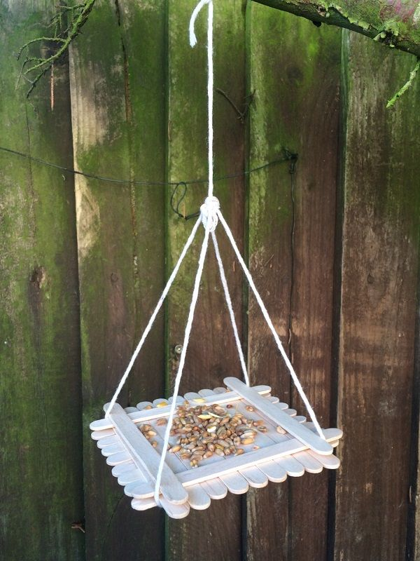 Easy-to-do Bird Feeder