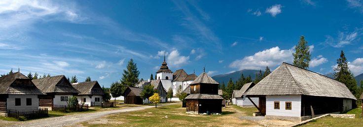 Pribilina - SLOVAKIA, top 15 places