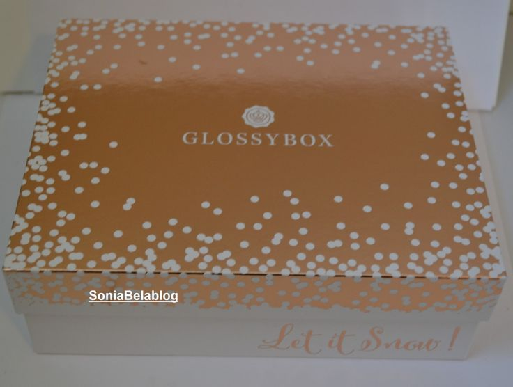 GLOSSYBOX - THE LIMITED EDITION HOLIDAY - NOVEMBER 2015 - REVIEW - SWATCHES!