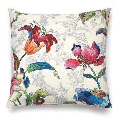 Found it at Wayfair - Asian Throw Pillow
