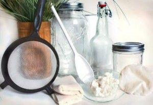 Jak hodować grzybka i przygotowywać zdrowotny kefir