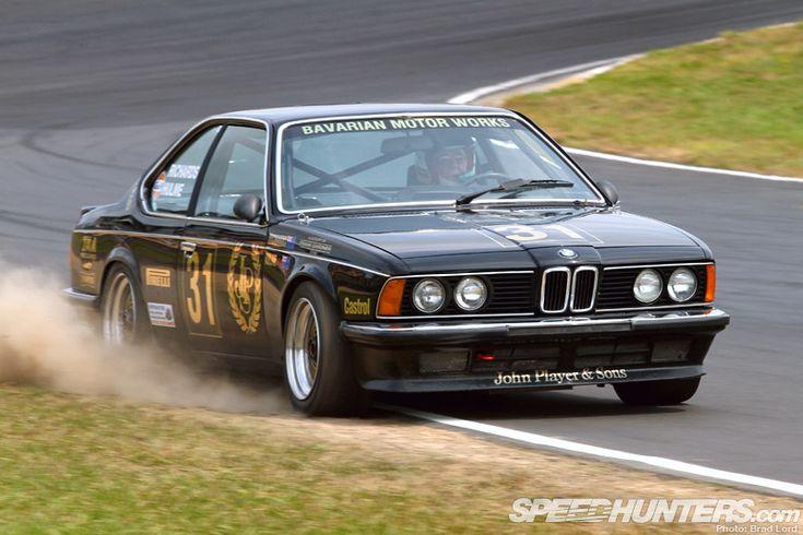 Jim Richards BMW 635 CSI