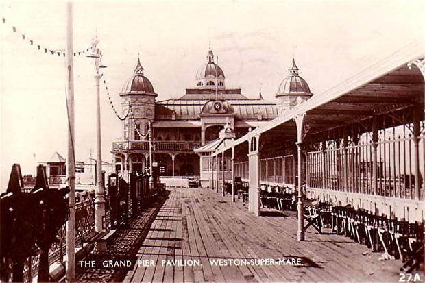 Grand Pier Pavilion