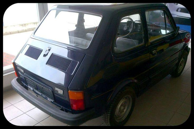 Αναπαλαιωμενο Fiat 126.  Μια αλλη προταση για οδηγηση.  Του δωσαμε το ψευδονυμο, ο Τιμωρος!  Διατιθεται προς πωληση.