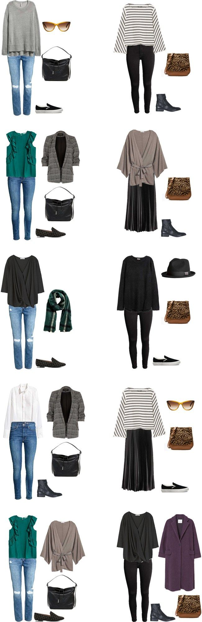 What to Wear in Washington DC Outfit Options 1-10 #packinglight #travelwardrobe #travellight #travel #traveltips
