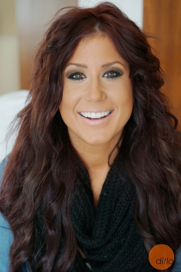 #MTV reality #show #star Chelsea Houska love her hair