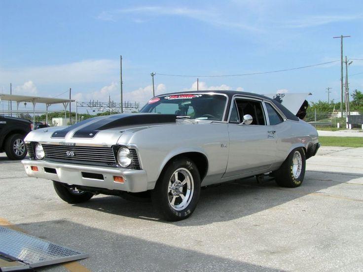1969 Chevrolet Nova SS396