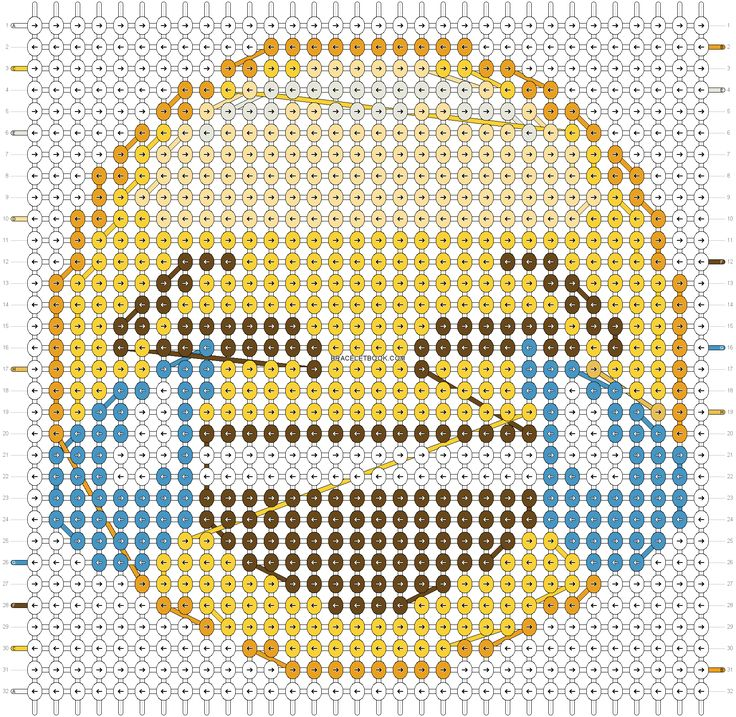 Alpha Pattern #18605 added by swiftie123
