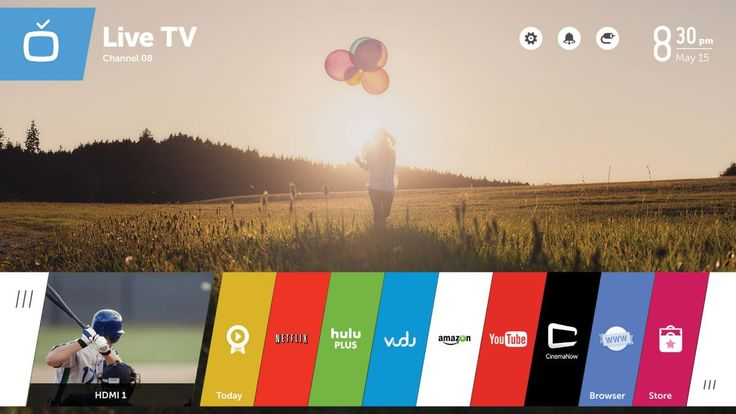 LG aims for smart but simple with new webOS TV interface | LG has unveiled its webOS TV software and it comes with recommendations and cross-platform apps galore. Buying advice from the leading technology site
