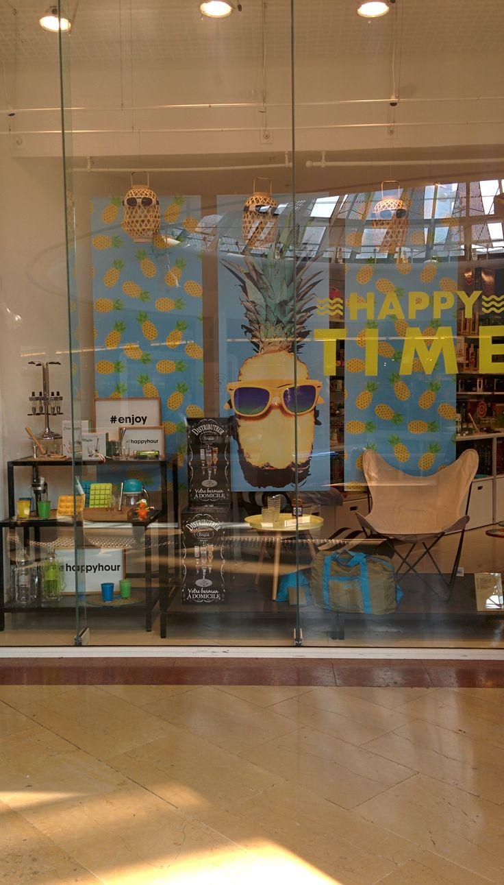 9 best vitrine happy time images on pinterest being happy happy and ser feliz - La chaise longue strasbourg ...