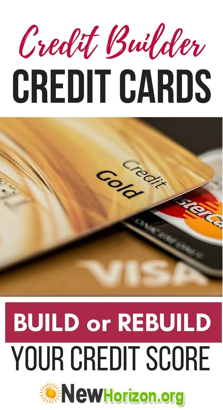 credit cards for rebuilding your credit history | credit tips