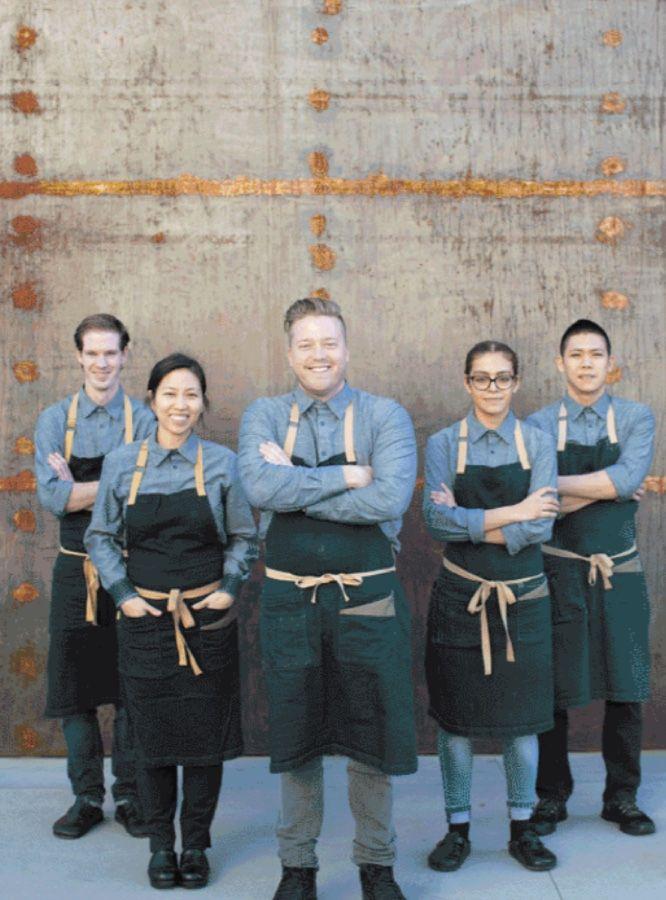 Custom Aprons - Hedley & Bennett | Hedley & Bennett // Handmade Chef Gear