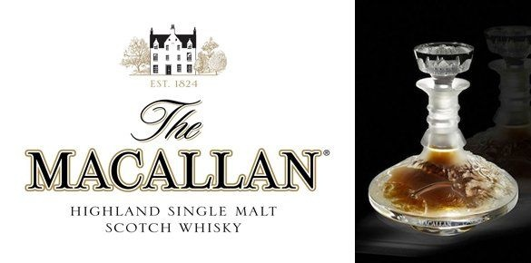 Macallan Single Malt Whisky Enters Guinness World Records